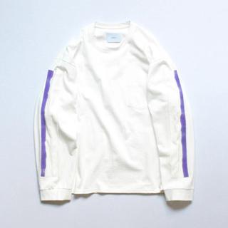サンシー(SUNSEA)のstein 19aw ロンT(Tシャツ/カットソー(七分/長袖))