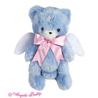 アンジェリックプリティー(Angelic Pretty)のMilkyベアぬいぐるみリュック サックス(リュック/バックパック)