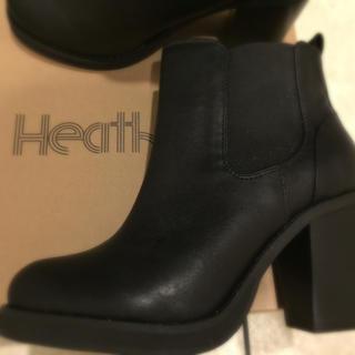 ヘザー(heather)のHeatherサイドゴアブーツ(ブーツ)