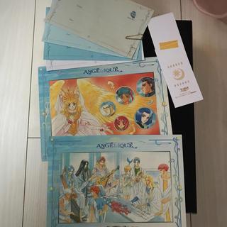 コーエーテクモゲームス(Koei Tecmo Games)のアンジェリークトロワ 便箋 封筒セット(その他)