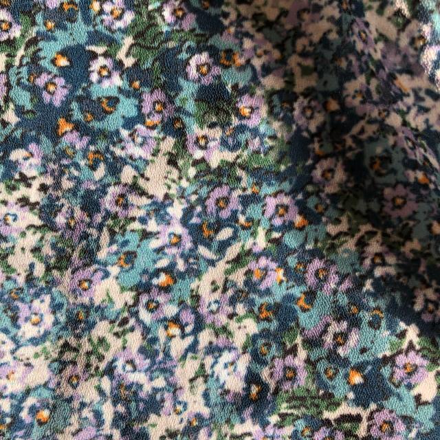 NEXT(ネクスト)のnext ベビー服 花柄 キッズ/ベビー/マタニティのベビー服(~85cm)(シャツ/カットソー)の商品写真