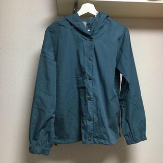 サマンサモスモス(SM2)のSM2 サマンサモス ジャケット 青(テーラードジャケット)