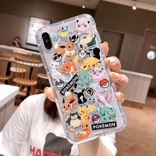 ポケモン(ポケモン)のiPhoneX iPhoneケース(iPhoneケース)