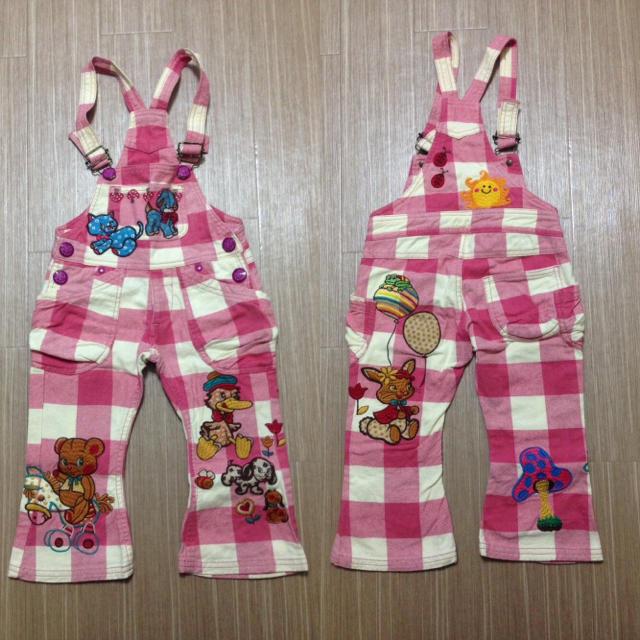 GrandGround(グラグラ)のグラグラ  パンツ キッズ/ベビー/マタニティのキッズ服女の子用(90cm~)(パンツ/スパッツ)の商品写真