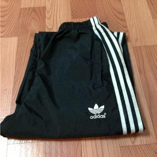 アディダス(adidas)のadidas  トレーニングパンツ黒L(その他)