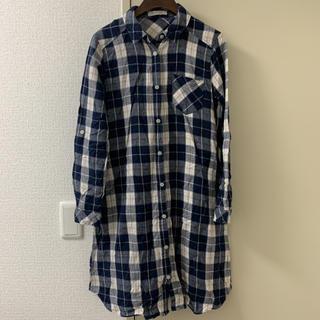 ショコラフィネローブ(chocol raffine robe)のチュニック ワンピース(ひざ丈ワンピース)