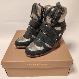 アッシュ(ASH)のASH(ashitalia)  ショートブーツ ブーツ 靴 スニーカー(スニーカー)