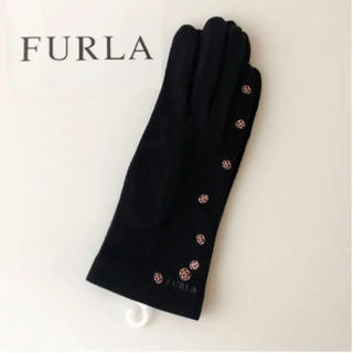 フルラ(Furla)の新品⭐️ フルラ FURLA 手袋 スマホ対応 てんとう虫(手袋)