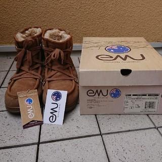 エミュー(EMU)の【値下げ】emu エミュー ムートンブーツ 26.0 メンズ(ブーツ)