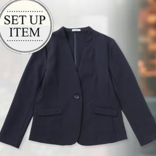 ハニーズ(HONEYS)のカラーレスジャケット&パンツ(スーツ)