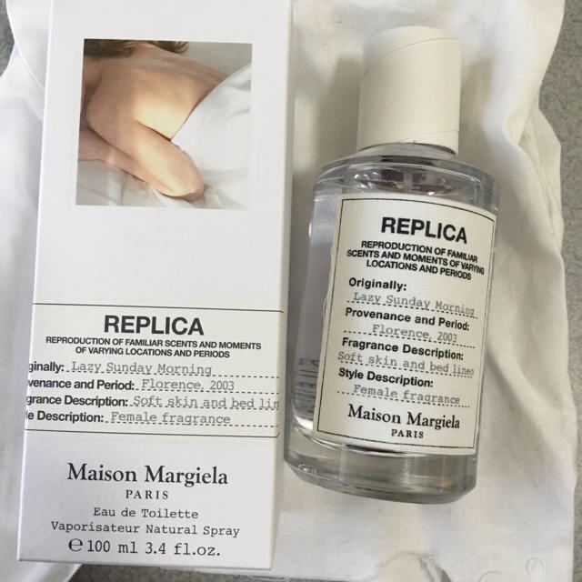 Maison Martin Margiela(マルタンマルジェラ)のmaison margiela replica 香水 コスメ/美容の香水(ユニセックス)の商品写真
