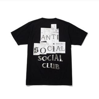 フラグメント(FRAGMENT)のpop by Jun ANTI SOCIAL SOCIAL CLUB (Tシャツ/カットソー(半袖/袖なし))