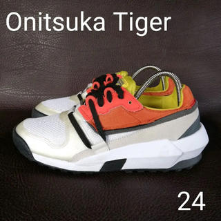 オニツカタイガー(Onitsuka Tiger)のONITSUKA TIGER  ADMIX RUNNER SLIP-ON(スニーカー)