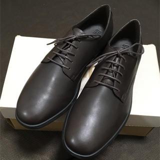 カンペール(CAMPER)の新品 カンペール 革靴 ダークブラウン Truman(ドレス/ビジネス)