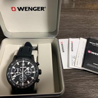 ウェンガー(Wenger)のwenger  時計(腕時計(アナログ))
