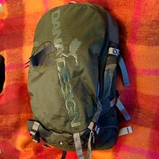 ミステリーランチ(MYSTERY RANCH)のDANADESIGN デイナデザイン TATOOSH35ほぼ新品(登山用品)