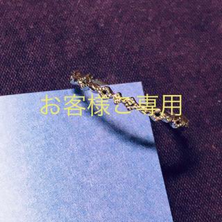薫平様ご専用✨10K、18Kホワイトゴールドリング(リング(指輪))