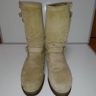 チペワ(CHIPPEWA)のCHIPPEWA チペワ エンジニア スエード PT83 US7 1/2E(ブーツ)