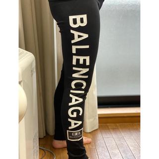 バレンシアガ(Balenciaga)のりる様専用バレンシアガ激可愛いレギンスL(レギンス/スパッツ)