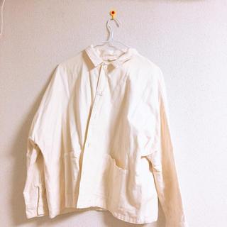 サマンサモスモス(SM2)のサマンサモスモス ホワイトジャケット(その他)