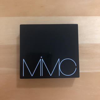 エムアイエムシー(MiMC)のmimc ミネラルプレストアイブローデュオ 01 ナチュラルブラウン(パウダーアイブロウ)