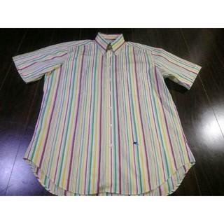 エトロ(ETRO)の高級/ETRO/エトロ/ストライプ/シャツ/スーツ/ジャケット/ドレス(シャツ)