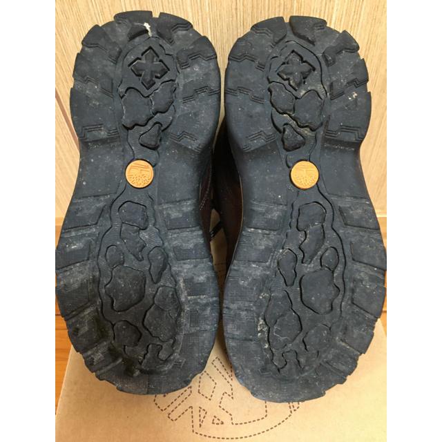 Timberland(ティンバーランド)のTimberland ブーツ 17.5cm キッズ/ベビー/マタニティのベビー靴/シューズ(~14cm)(ブーツ)の商品写真