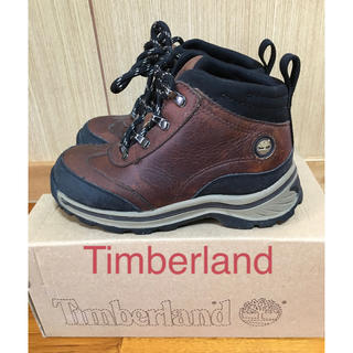 Timberland - Timberland ブーツ 17.5cm