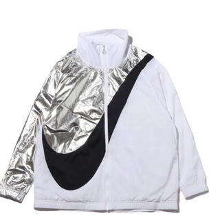 NIKE - NIKE AS W NSW SWSH JKT WVN CB GEL WHITE