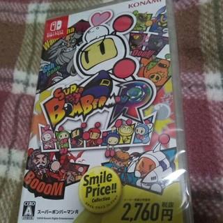 ニンテンドースイッチ(Nintendo Switch)の【スイッチ】 スーパーボンバーマンR(家庭用ゲームソフト)