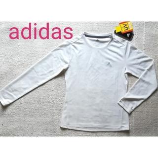 アディダス(adidas)の新品 アディダス長袖トレーニングウェア(Tシャツ(長袖/七分))