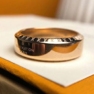 ルイヴィトン(LOUIS VUITTON)の人気LOUIS VUITTONルイヴィトン リング 指輪(リング(指輪))