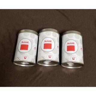 デロンギ(DeLonghi)の☆レア☆ ムセッティ エボリューション 限定 クリスマスエディション 3缶(コーヒー)