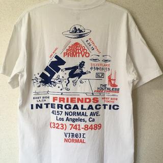 ユナイテッドアローズ(UNITED ARROWS)のVirgil Normal ポップストア限定Tシャツ UNBROKEN(Tシャツ/カットソー(半袖/袖なし))