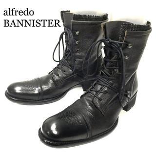 アルフレッドバニスター(alfredoBANNISTER)のアルフレッドバニスター レースアップブーツ (ブーツ)