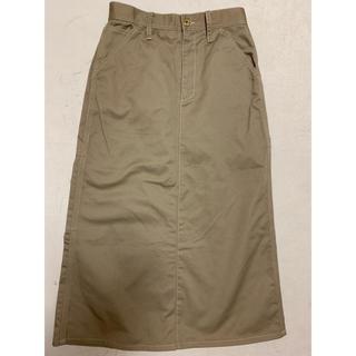 フリークスストア(FREAK'S STORE)のユニバーサルオーバーオール スカート(ロングスカート)