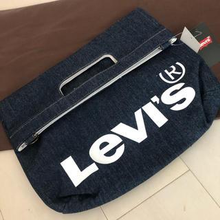 リーバイス(Levi's)のLevi's  クラッチバッグandショルダー  2WAY(クラッチバッグ)