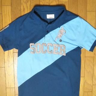 ベンチ(Bench)のBENCHI ベンチ サッカーデザイン ポロシャツ(ポロシャツ)