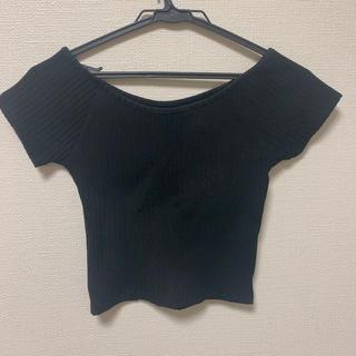 エモダ(EMODA)のオフショルダー(カットソー(半袖/袖なし))