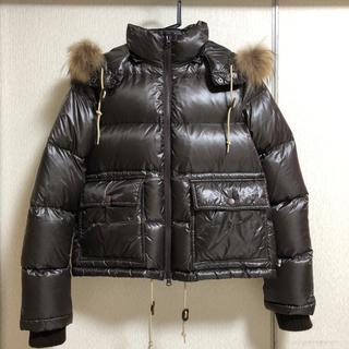 マッキントッシュ(MACKINTOSH)の美品 Traditional Weatherwear  ダウン ファー コート(ダウンジャケット)