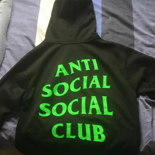 シュプリーム(Supreme)のAnti Social Social Club Processing (パーカー)
