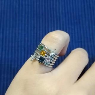 ピンキーリング6本セット(リング(指輪))