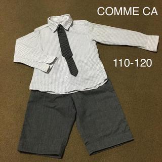 コムサデモード(COMME CA DU MODE)のセットアップ  110-120(ドレス/フォーマル)