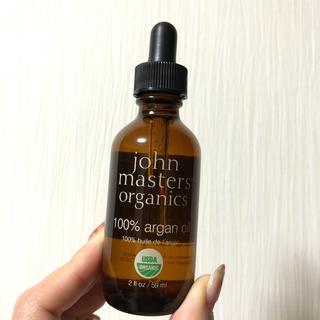 ジョンマスターオーガニック(John Masters Organics)のジョンマスターオーガニック アルガンオイル ARオイル(ボディオイル)