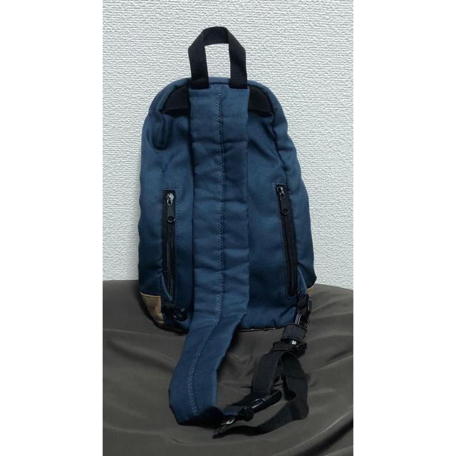 Dickies(ディッキーズ)のDickies ボディバッグ ショルダーバッグ ディッキーズ ネイビー 紺色 メンズのバッグ(ボディーバッグ)の商品写真