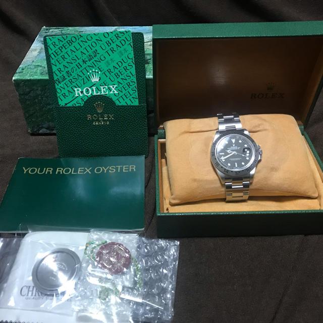 中� ロレックス レディース | ROLEX - ロレックス  Rolex  エクスプローラ�通販 by ������7's shop