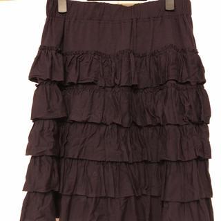 アーモワールカプリス(armoire caprice)の❤︎未使用❤︎ armoire caprice スカート(ひざ丈スカート)