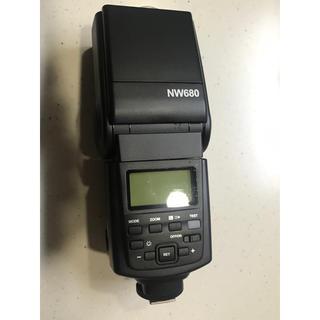 キヤノン(Canon)のキャノン用 NEEWER NW680 ストロボ(ストロボ/照明)
