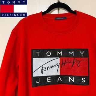 トミー(TOMMY)の【人気】トミージーンズトレーナー (スウェット)