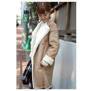 JOURNAL STANDARD - 定価25300円 JOURNAL STANDARD フェイクムートン コート